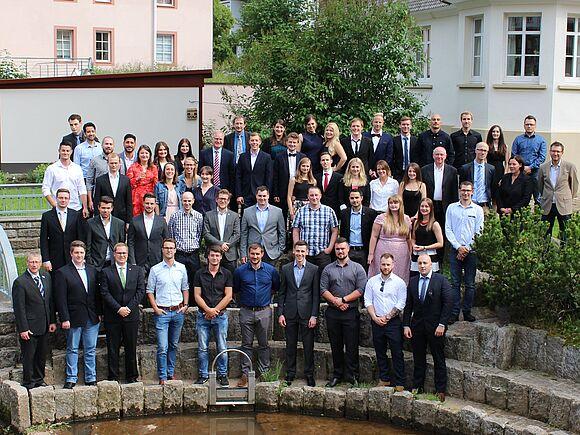 Graduierungsfeier der Fakultät Gesundheit, Sicherheit, Gesellschaft (I8260)