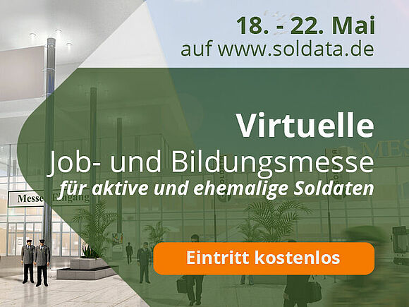 Security & Safety Engineering als Aussteller auf der Soldata