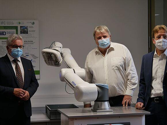 Wasserstoff-Innovationen und Robotik (I17860)