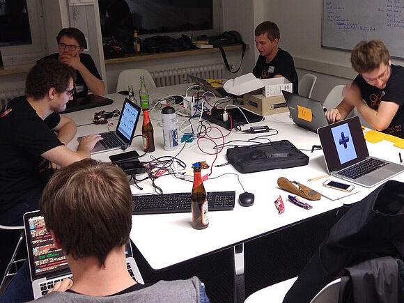 Hackathon Freiburg - Den digitalen Vorsprung gestalten (I11847)