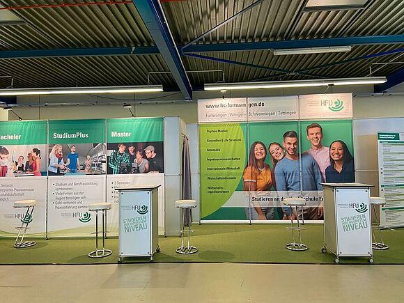 Fakultät WING vom 24.09. bis 26.09.20 auf der Jobs for Future in Schwenningen (I17274)