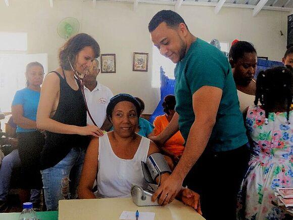 Aus Studienprojekt entsteht Kooperation mit der Dominikanischen Republik (I1)