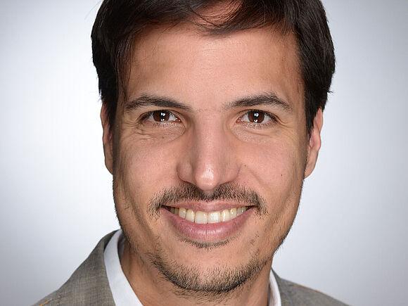 Neuer Professor Dr. Melvin Mohokum