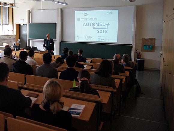 Konferenz zu Medizin und Automatisierungstechnik