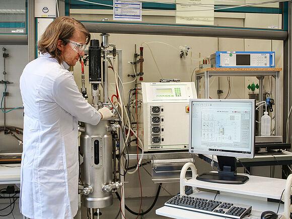 Zwei Projekte für biotechnische Prozesse bewilligt (I18311)