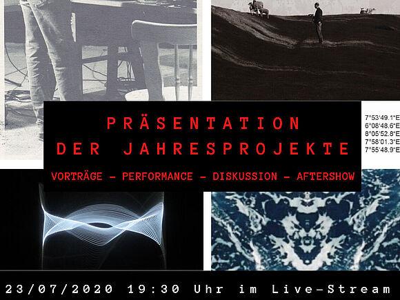 JAHRESPROJEKTE 2020 - Musikdesign präsentiert