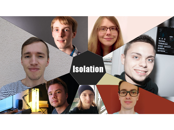 Isolation - Bachelor-Modul Gamedesign-Workshop S20 (I24269-1)