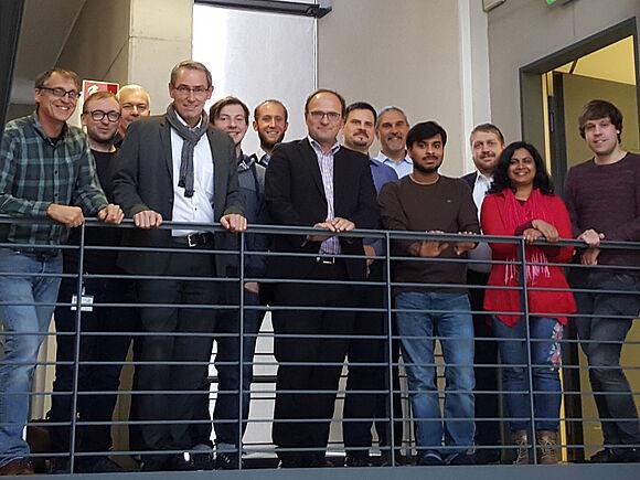 Eine Viertelmillion Euro zur Vertrauensbildung in Geschäftsprozessen mit Blockchain
