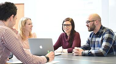 Wirtschaftsingenieurwesen – Marketing und Vertrieb