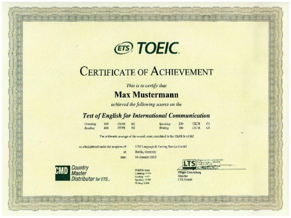 TOEIC-Test (I17253-1)
