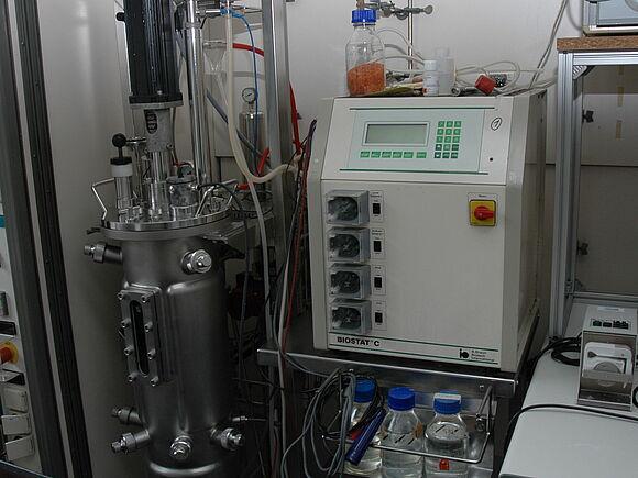 Details zum Studiengang Nachhaltige Bioprozesstechnik (I1356-1)