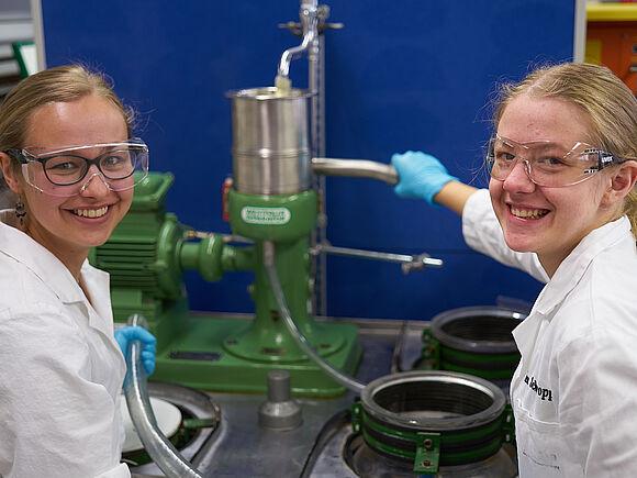 Rohstoff- und Produktaufarbeitung (I16294-3)