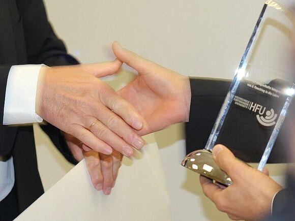 Nominierungen für den HFU-Lehrpreis (I15019-1)