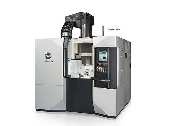 Drei neue Maschinen/Messsysteme im KSF (I10193)
