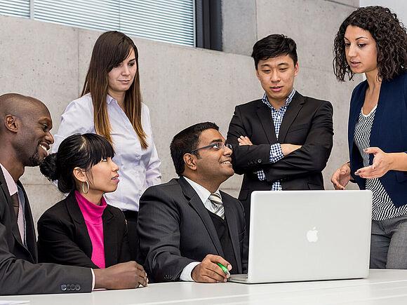 The HFU MBA advantage (I5351-1)