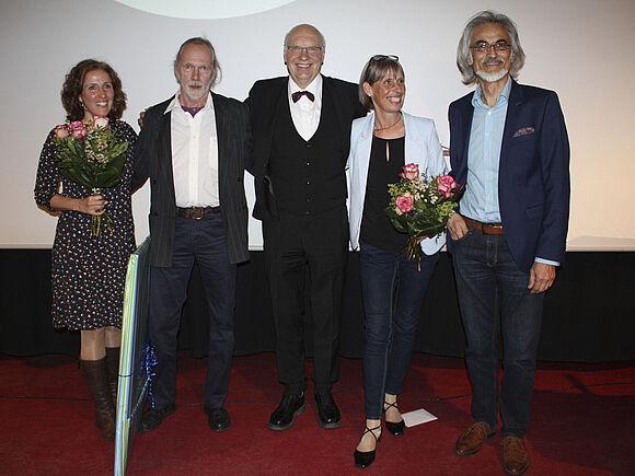 Fakultät Informatik verabschiedet zwei langjährige Mathematikprofessoren in den Ruhestand