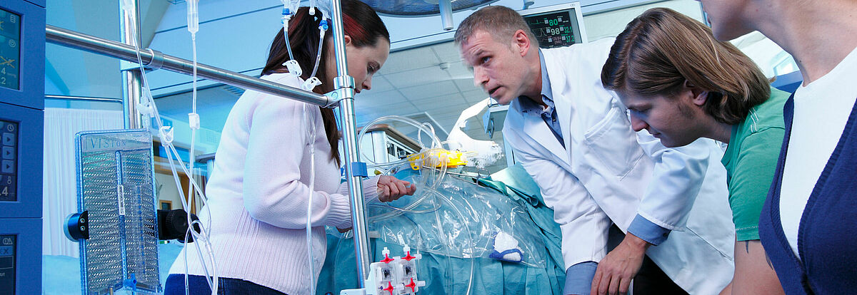 Medical Engineering - Clinical Technologies (I11499)
