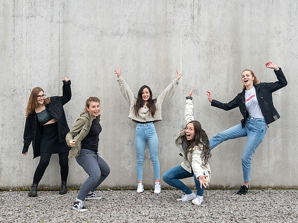 Gruppenfoto DM Magazin