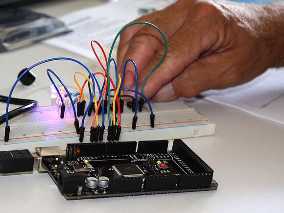 Arduino-Platine