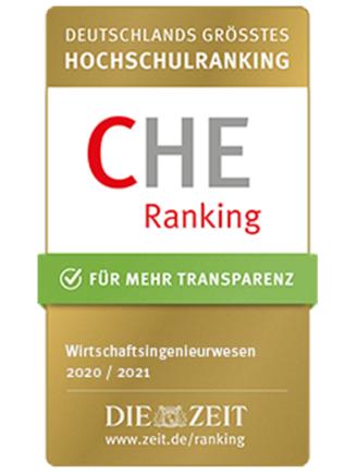 Wirtschaftsingenieurwesen an der HFU schneidet sehr gut im CHE-Ranking ab