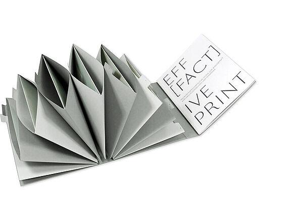 Hochwertige Printprodukte fesseln Aufmerksamkeit (I9580)