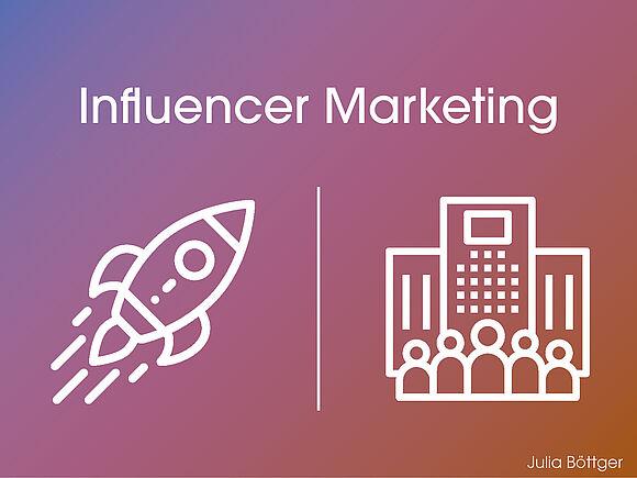 Vergleich des Einsatzes von Influencer Marketing in Start-Ups und Großunternehmen