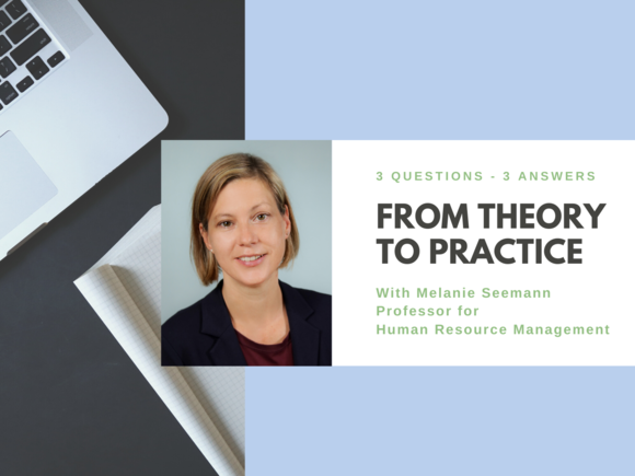 """FROM THEORY TO PRACTICE"" - 3 questions – 3 answers"