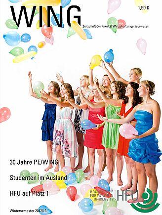 WING magazine (I3294-2)