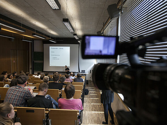 Neue Erstis? – Schülerinformationstag an der Hochschule Furtwangen (I8594)