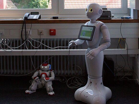 Das neue Smart Home Labor der Fakultät Informatik (I8116)
