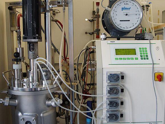 Nachhaltiger Leben! Studiengang Nachhaltige Bioprozesstechnik.