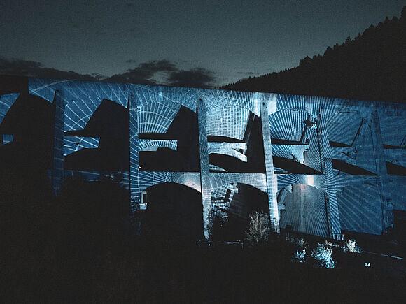 Einmal zum Mond und zurück – Das erste Reservoir Festival an der Linachtalsperre (I1)