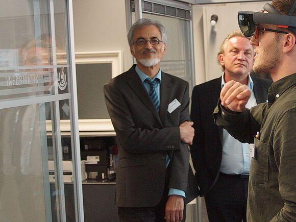 Das neue Smart Home Labor der Fakultät Informatik