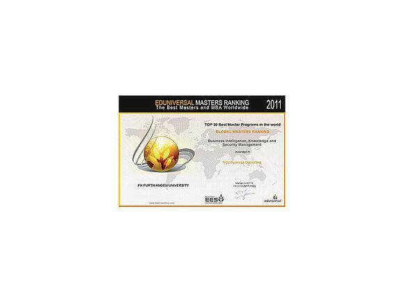 Details of programme|Business Information Systems Master (I11049-1)