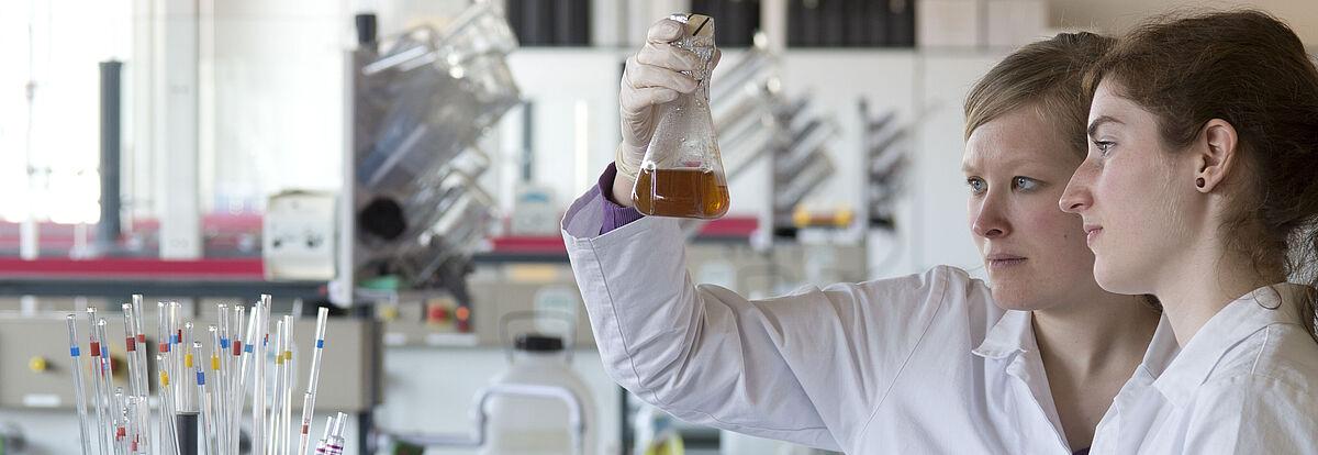 Bio- und Prozesstechnologie - praxisorienter Studiengang (I2092)