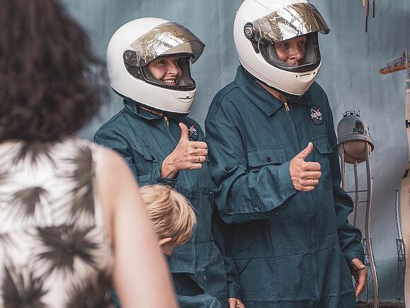 Einmal zum Mond und zurück – Das erste Reservoir Festival an der Linachtalsperre (I6)
