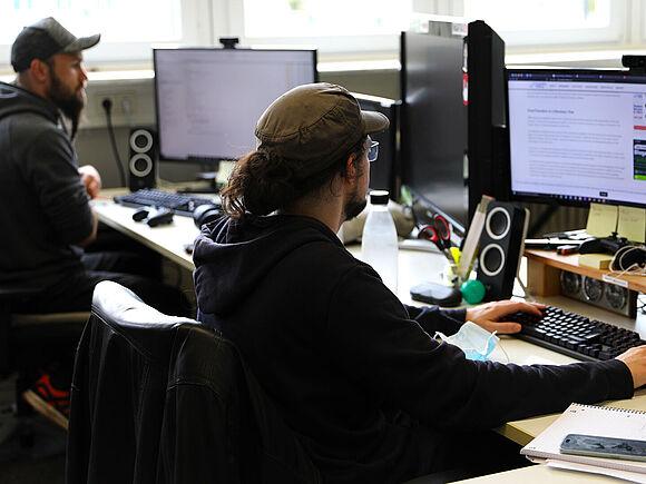 Neuer Gründerspirit im M-Bau mit Spiellabor, Team-Coop und StartUpSpace