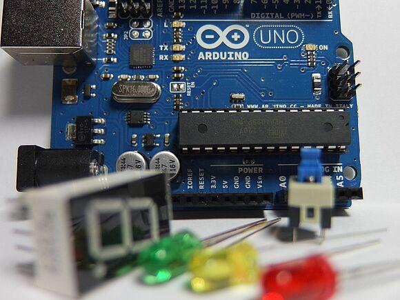 Ein Memoryspiel mit Arduino bauen (I8551)