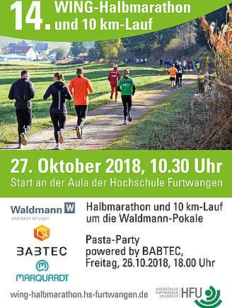 14. WING-Halbmarathon und 10 km-Lauf (I9225)