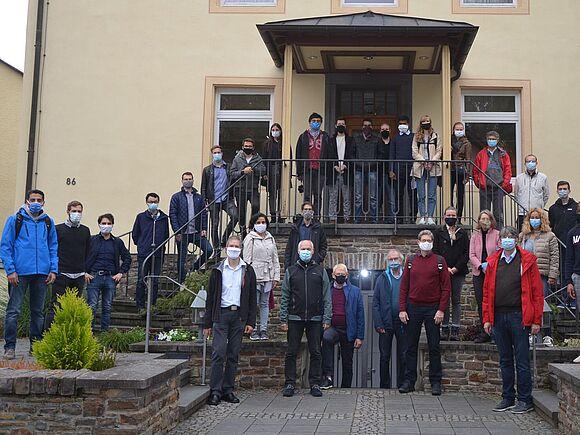 HFU-Teilnahme am 1. Workshop im DFG Schwerpunktprogramm KOMMMA (I17712)