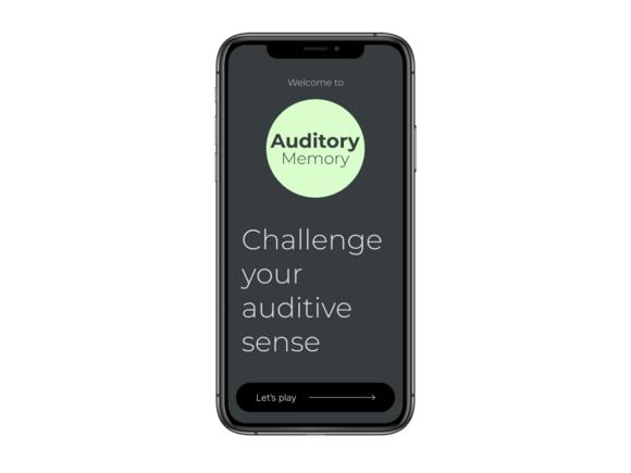Auditory Memory (I25973-1)