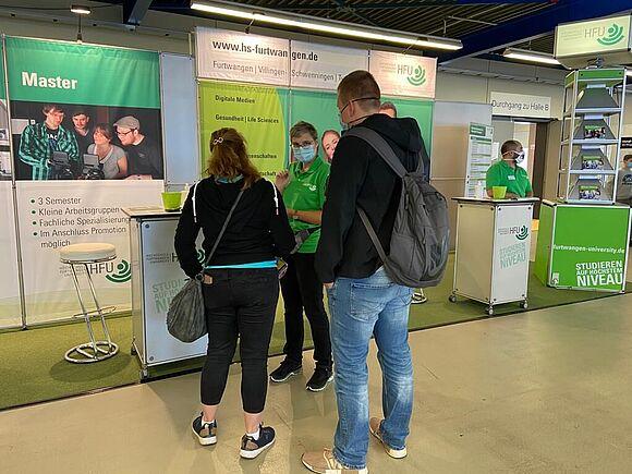 Fakultät WING vom 24.09. bis 26.09.20 auf der Jobs for Future in Schwenningen (I17275)