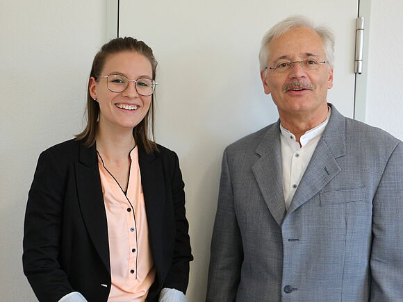 Uni Tübingen assoziiert Professor Deigner
