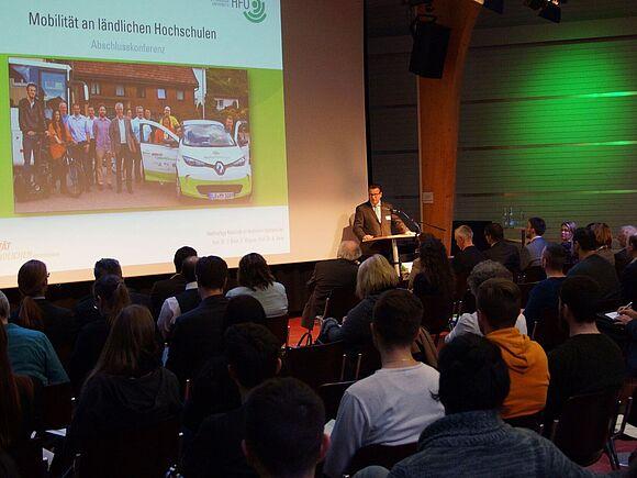 Abschlusskonferenz Mobilität im ländlichen Raum