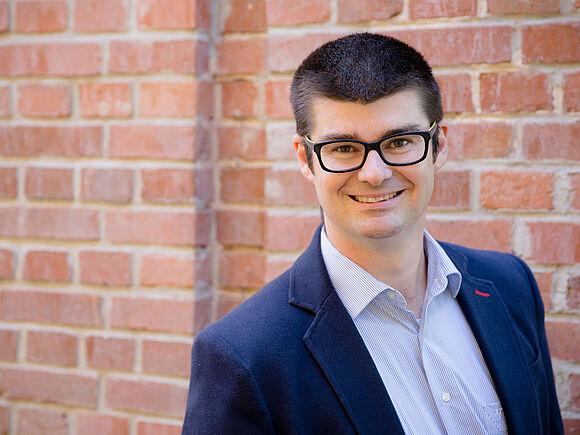 Neuer Professor bei MLS: Magnus Schmidt