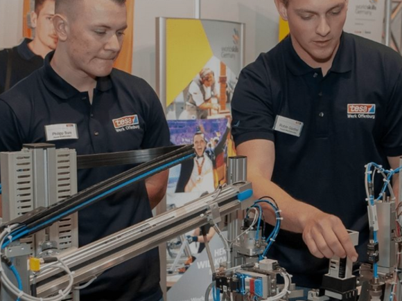 Digitale Berufsinfomesse am 7. und 8. Mai 2021 in Offenburg