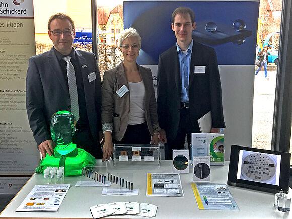 HFU-Forschung präsentierte sich auf Innovationsforum (I7091)