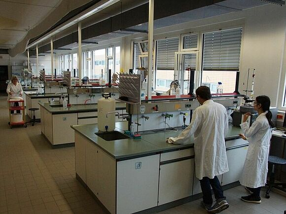 Labor Biochemie (I17543-1)