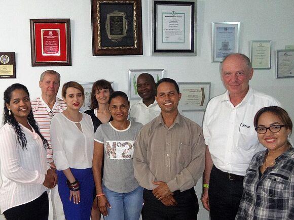 Aus Studienprojekt entsteht Kooperation mit der Dominikanischen Republik (I2)