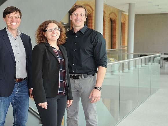 Zwei neue Professoren für Ingenieurpsychologie (I9545)